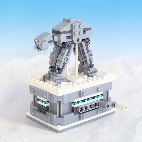AT-AT on Hoth