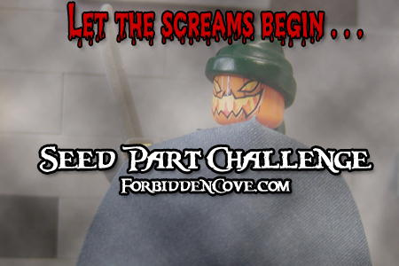 Forbidden Cove Seed Part Challenge graphic