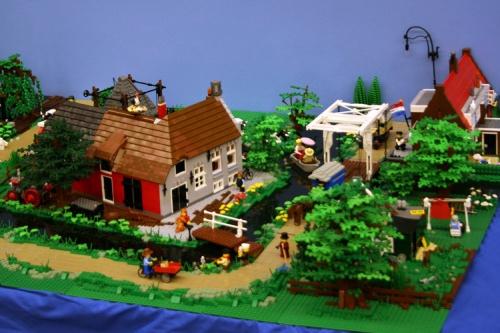 Patrick Bosmans LEGO Rural Scene