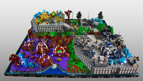 LEGO StarCraft Archives | The Brothers Brick | The Brothers Brick