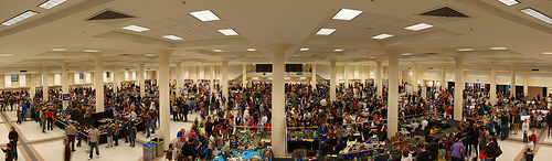 BrickCon 2009 panorama by DaddyBen