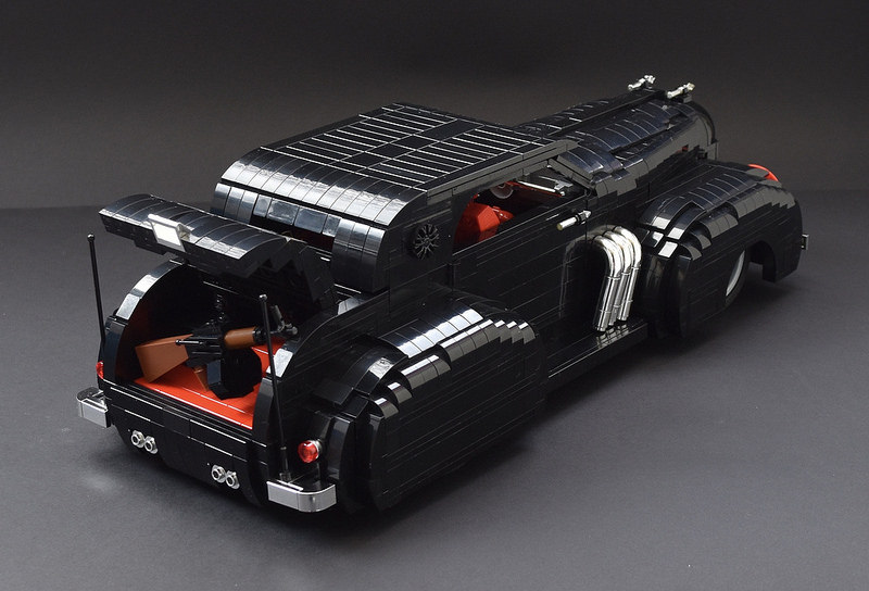 Art Deco Cruiser