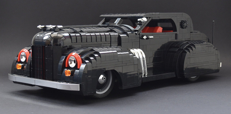 Art Deco Cruiser