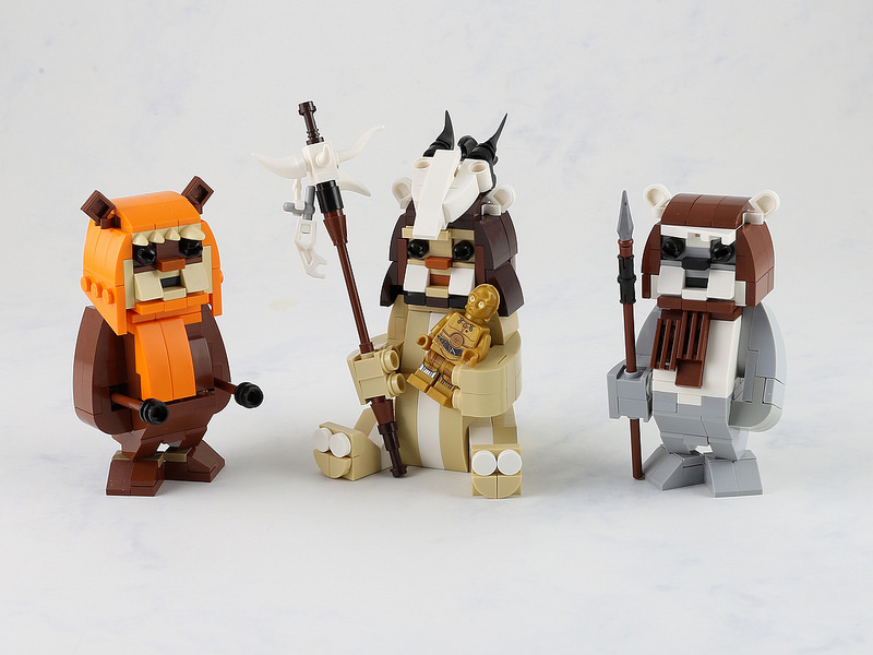 Ewoks Family