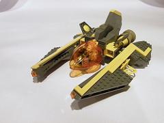 2nd VV, Dk Gray/Yellow