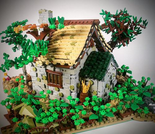 LEGO Cottage