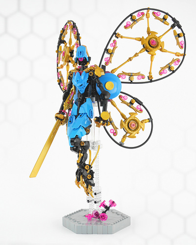 Butterfly - Plague Mech: Sigma