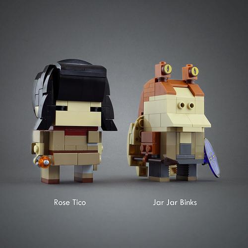 Rose & Jar Jar