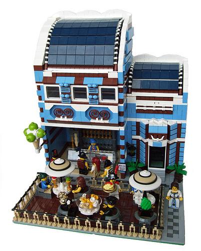 LEGO Erdbeereis1 pirate ice cream