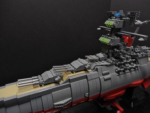 Space Battleship Yamato 008