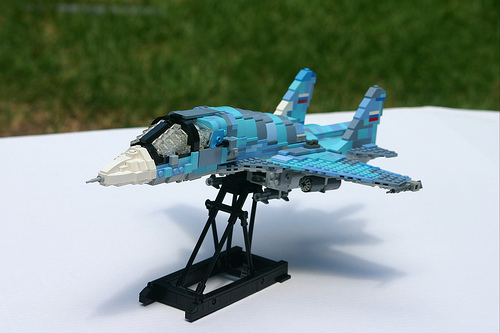 Sukhoi SU-34 Medium-Range Fighter/Bomber