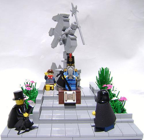LEGO Emperor Norton