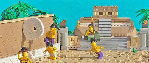 Tlachtli; The Aztec Games