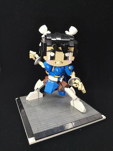 LEGO Chun Li