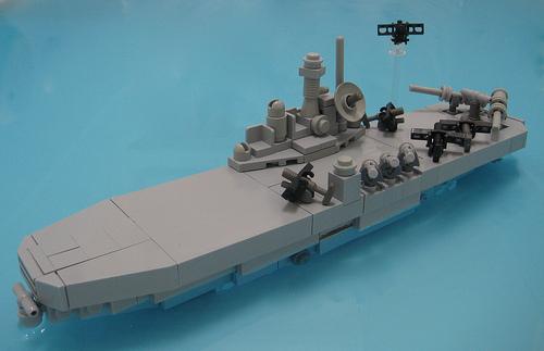 LEGO Chaffeem carrier