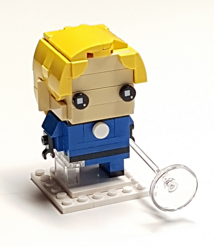Brickheadz - Invisible Woman