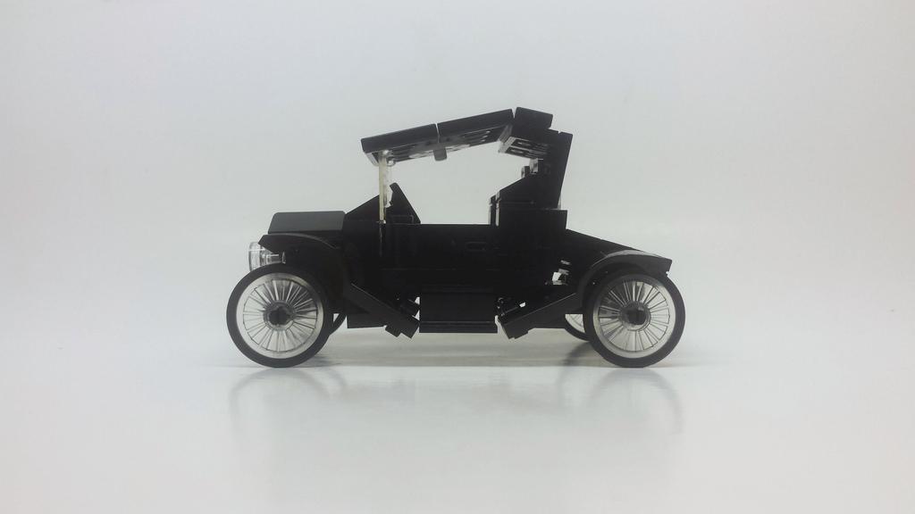 Model T Side Profile