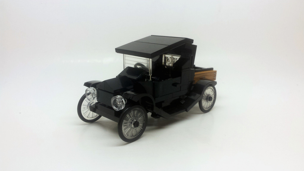 1920 Ford Model T Runabout Pickup