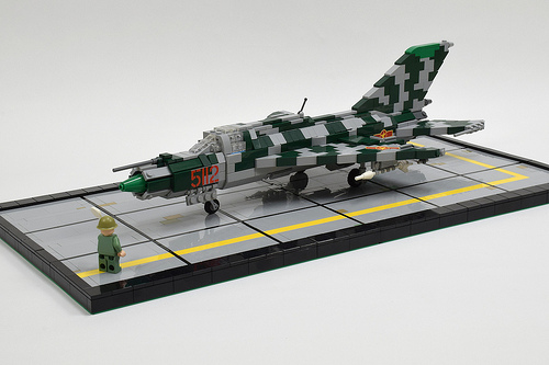 VPAF MiG-21PFM Fishbed (1)
