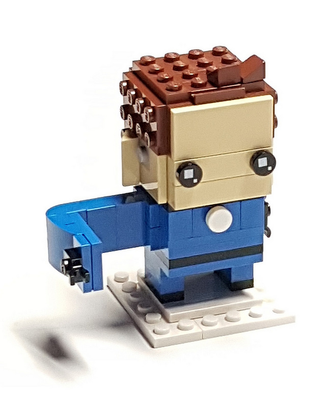 Brickheadz - Mr. Fantastic