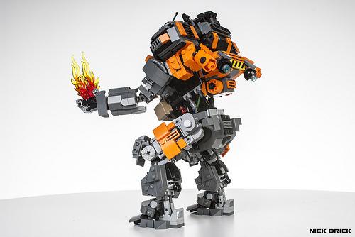 Kane's Scorch Titan - Titanfall 2