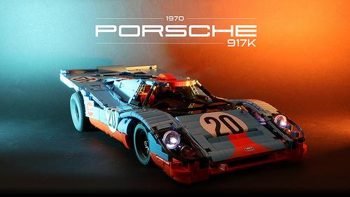 LEGO 1970 Porsche 917K