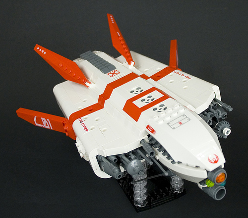 Contus Lancer Corvette