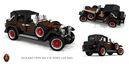 Packard Twin-Six 3-35 Town Car (1922)