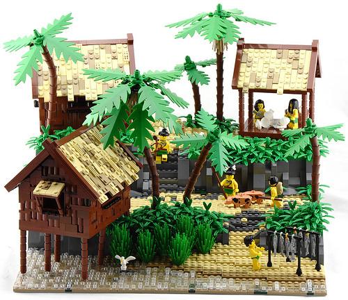 原生珠岛村 - 主要