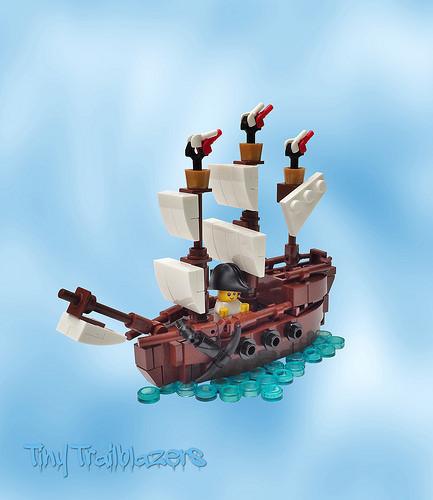 Tiny Trailblazers: Captain