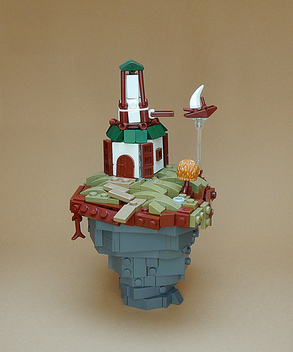 Floating Watchtower