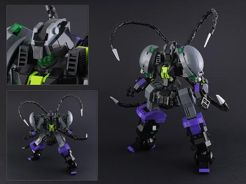 "Lego Evil Jaeger ""Renegade"""