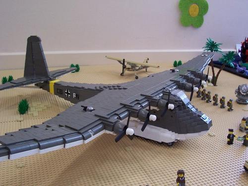 LEGO Messerschmitt Me 323 Gigant
