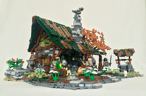 Ironhand's Blacksmith Shop