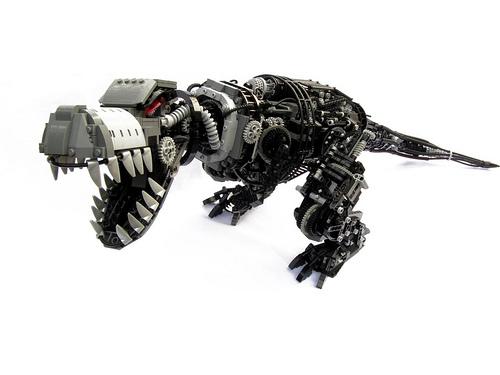 LEGO Robo-Rex