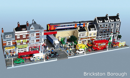 LEGO Brickston Borough