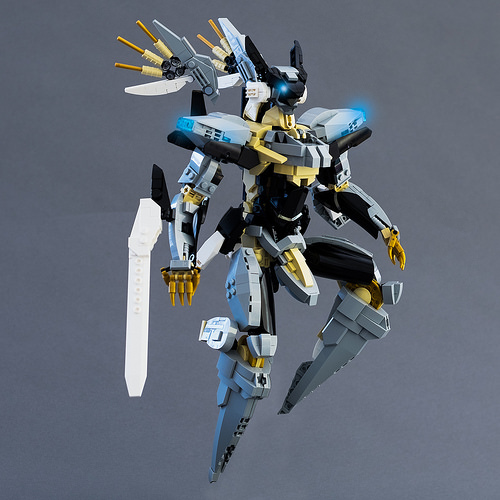 "Jehuty (from ""Zone of the Enders: 2nd Runner"")"