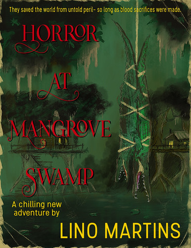 Horror at Mangrove Swamp
