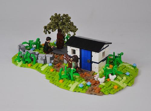 Varlyrian Olive Farm