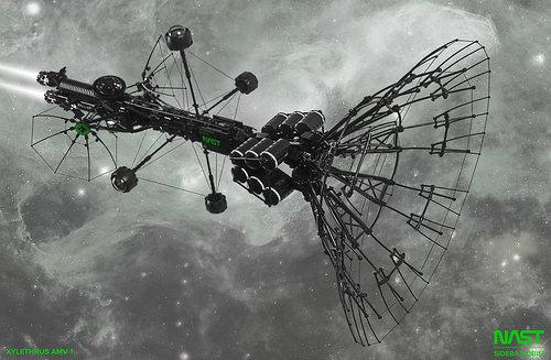 Xylethrus AMV-1 Space Scene