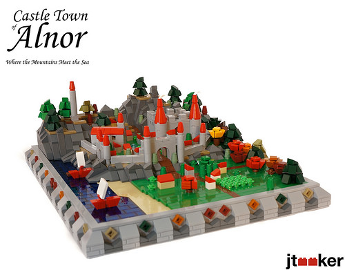 Castle Town of Alnor