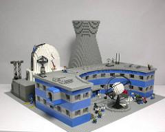 LEGO Moonbase module
