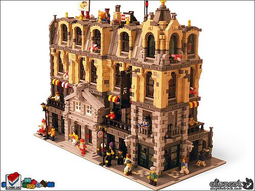 LEGO IZ Emporium