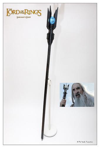 Saruman's Staff - 1