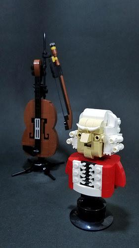 莫扎特和小提琴