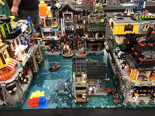 Ninjago City-0