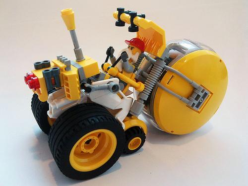 LEGO teikjoon snail