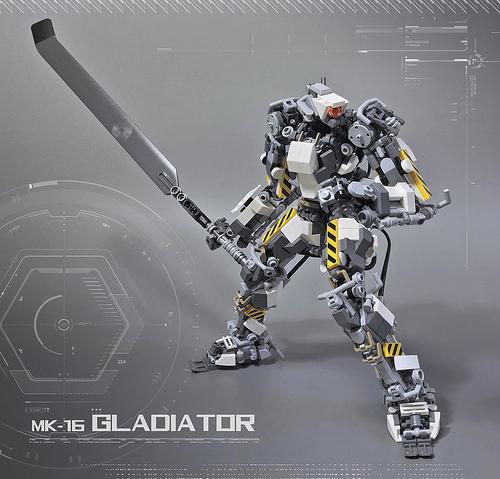 LEGO Robot Mk16-01TT