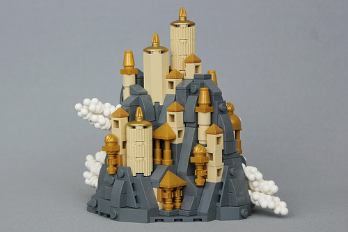 CCC XVI: Castle in the Clouds
