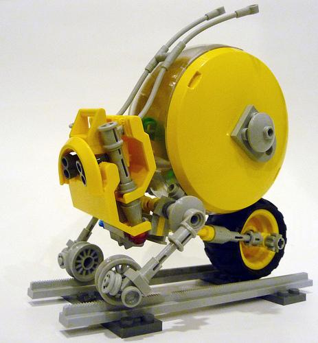 LEGO teikjoon flea